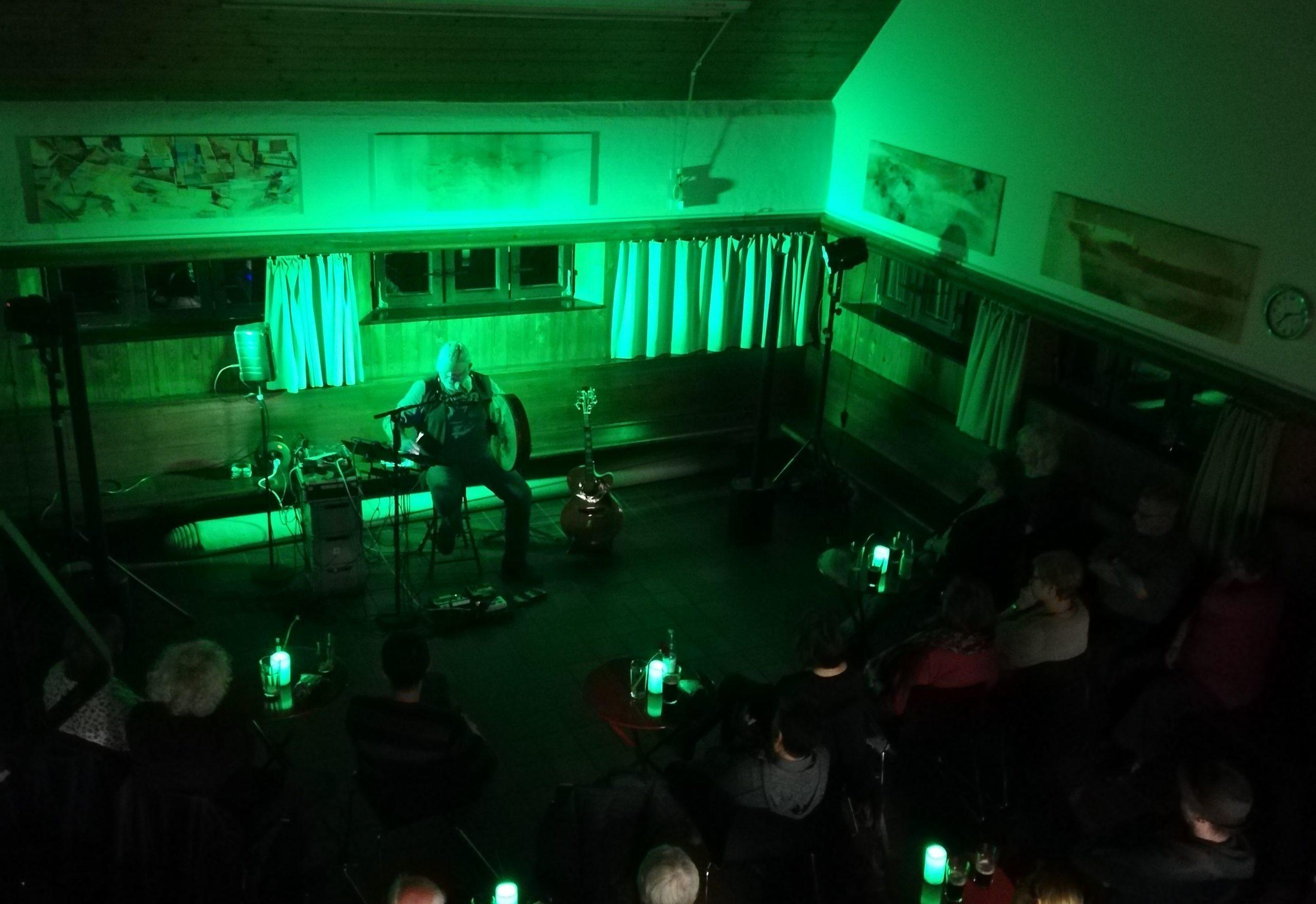 Tom Cat Wilson Konzert im Großen Saal