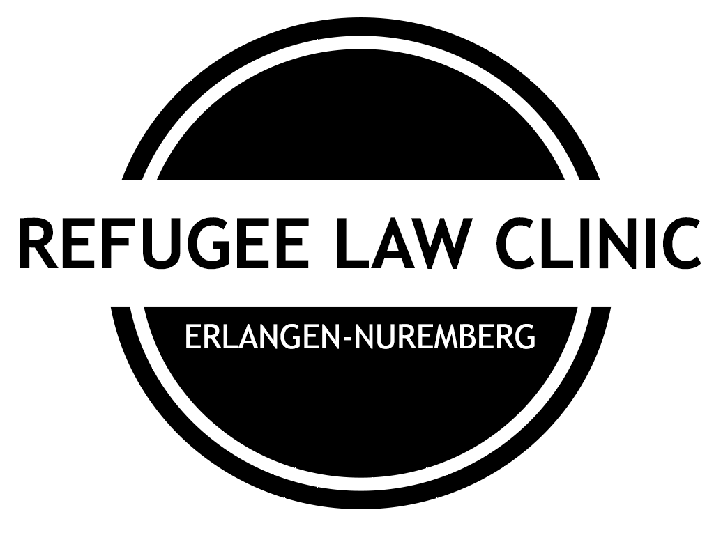 Logo der Refugee Law Clinic