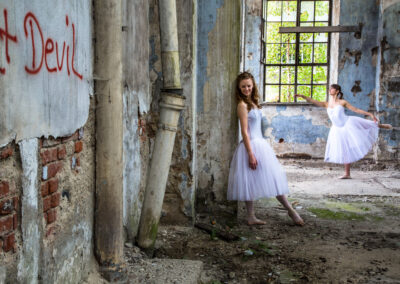 Tänzerinnen - Bild von Ulrike Wiese