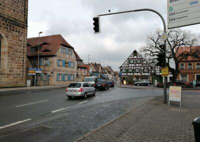 Alexandra Träg - Verkehr - Fürther Straße