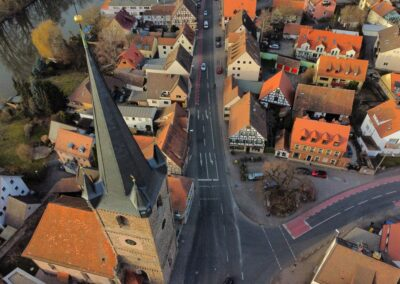 Milan Minarik - Bruck von oben - Fürther Straße